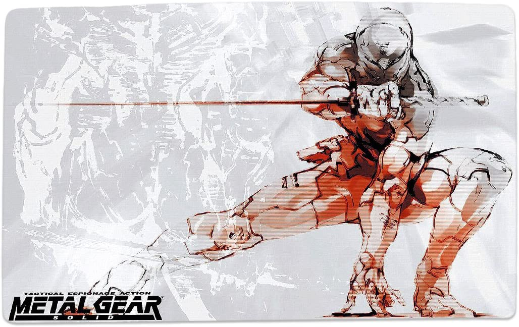 A Wide Regular discount Variety of In stock Metal Gear Characters Game Desk Solid Mouse