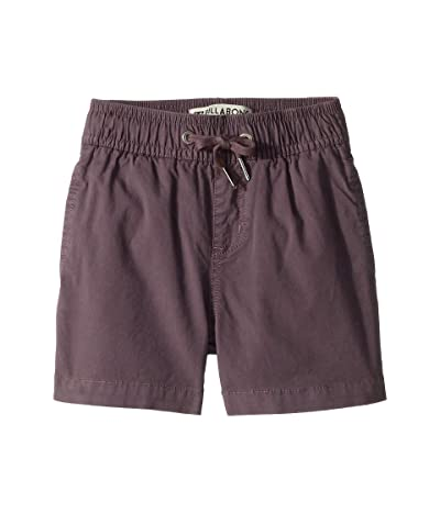 Billabong Kids Larry Layback Boardshorts (Toddler/Little Kids) (Haze Purple) Boy