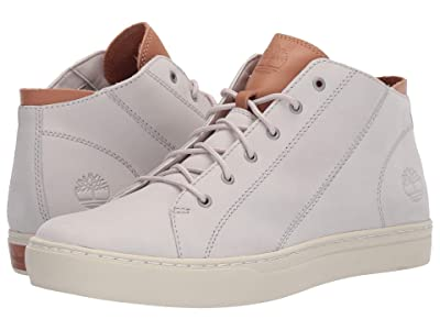 Timberland Adventure 2.0 Modern Chukka (Light Grey Nubuck) Men