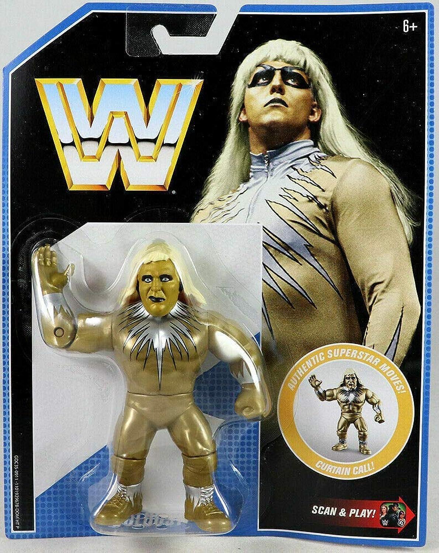mejor calidad Wrestling Figura oroust Retro Aplicación Aplicación Aplicación Mattel Serie 9 WWE  100% autentico