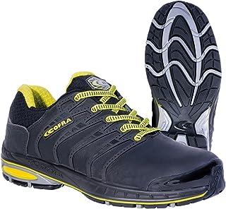 3869717f5a4 Cofra zapatos de seguridad foto acabado 19030-000 New grevinga S3 zapatos  de colour negro