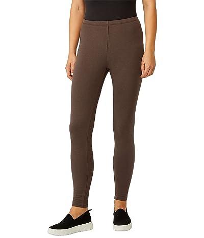 Eileen Fisher Ankle Leggings in Organic Cotton Fleece