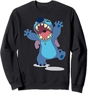 Disney Lilo and Stitch Growl Sweatshirt