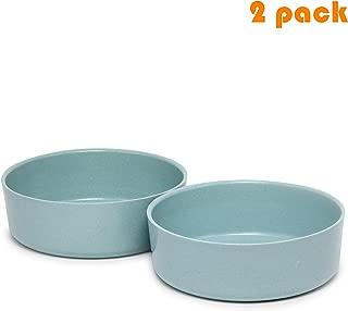 Succulent Plant Pot, Cactus Plant Pot Flower Pot,Decorative Garden Flower Holder Bowl,6.5inch Turquoise Pack of 2