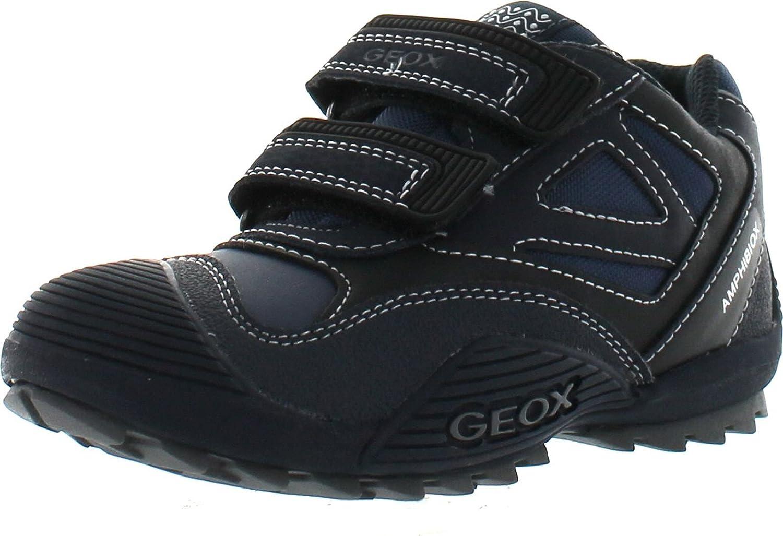 Marco Polo Universidad Edredón  Amazon.com | Geox Boys Savage B ABX Fashion Boots, Navy/Avio, 26 | Sneakers