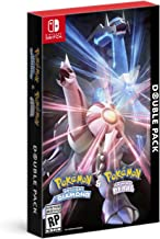 Pokemon Brilliant Diamond & Pokemon Shining Pearl Double Pack - Nintendo Switch