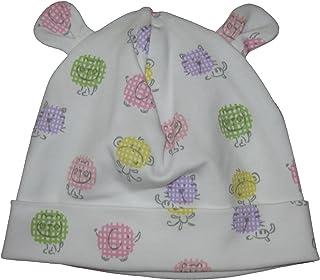 Kissy Kissy Baby Girls Arctic Adventures Print Hat Pink