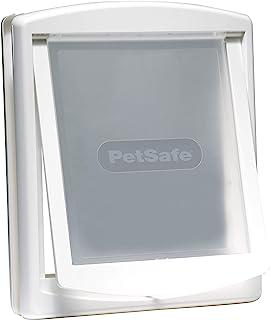 PetSafe Puerta para Gatos con Cierre De 2 Posiciones Interior De - Gatera para Interiores - Oculta El Arenero O La Comida - Instalación Sencilla 100 ml