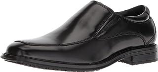 حذاء رجالي من Dockers حذاء للعمل بدون كعب ومضاد للانزلاق