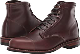 "1000 Mile 6"" Cap Toe Boot"