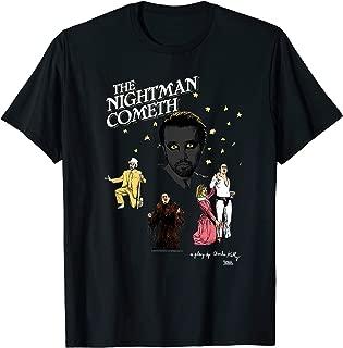 It's Always Sunny in Philadelphia The Nightman Play T-shirt