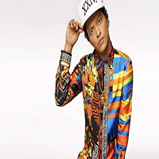 Euphoria Eshop Bruno Mars Stylish HD Poster 12 X 12 Inch