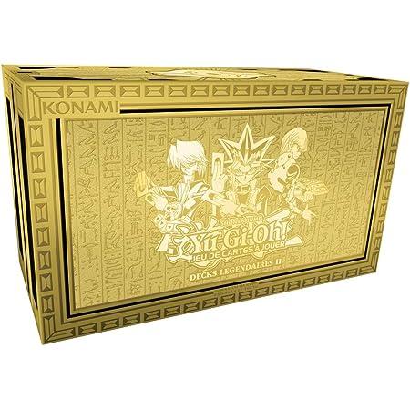 Yu-Gi-Oh! - Jeux de Cartes - Packs Edition Spéciale - Decks Légendaires 2