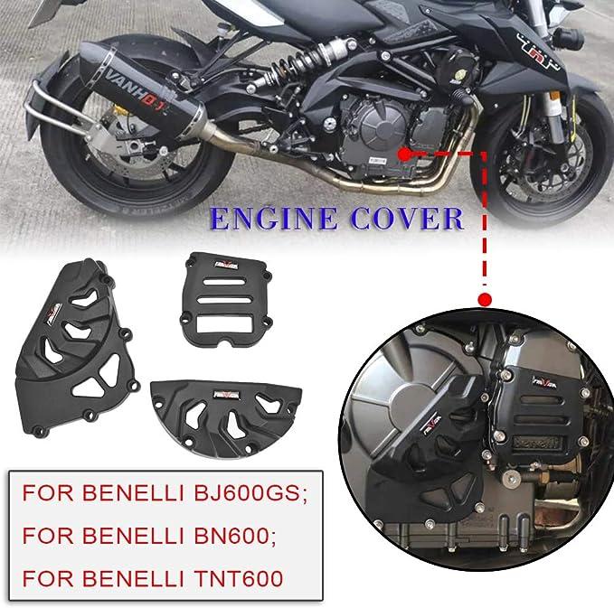 Frame Slider Protector Guards Crash Pad Plug for Benelli BN 300 600 BN600 TNT300