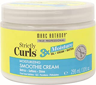 Marc Anthony Strictly Curls 3x Moisture Moisturizing Smoothie Cream, 295ml