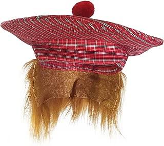 scottish wig hat