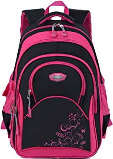 Girls Backpack, COOFIT School Backpack for Girls Backpack Kids Elementary School Backpack Bookbags for Girls School Bags