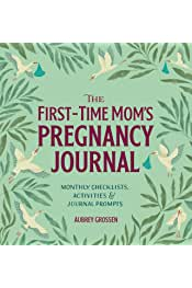 Sponsored       Sponsored       Aubrey Grossen       The First-Time Mom's Pregnancy Journal: Monthly Checklists, Activities, & Journal Prompts           4.6 out of 5 stars     2,263        Paperback$10.41$10.41$14.99$14.99                 FREE Shipping over $25 by Amazon