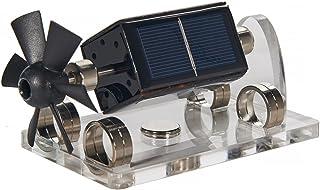 Sunnytech Solar Magnetic Levitation Model Levitating Mendocino Motor Educational Model ST41