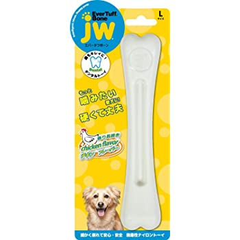 JW Pet Company エバータフボーン チキン 中・大型犬用 L サイズ