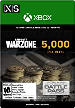 Call of Duty: Warzone Points - 5000 - Xbox [Digital Code]