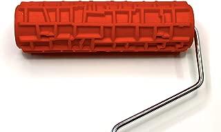 Decorative Art Roller - Cobblestone Pattern - 7