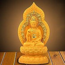 PPCP Dae Ruru, Sakyamuni Pharmacist, Amitabha, Tibetan King, Guanyin Buddha Statue, Home, Western Sansheng (Color : 31C, S...