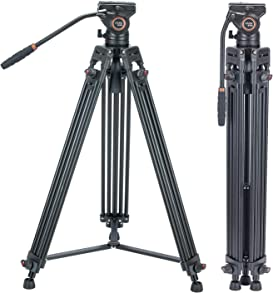 Explore heavy duty tripods for cameras