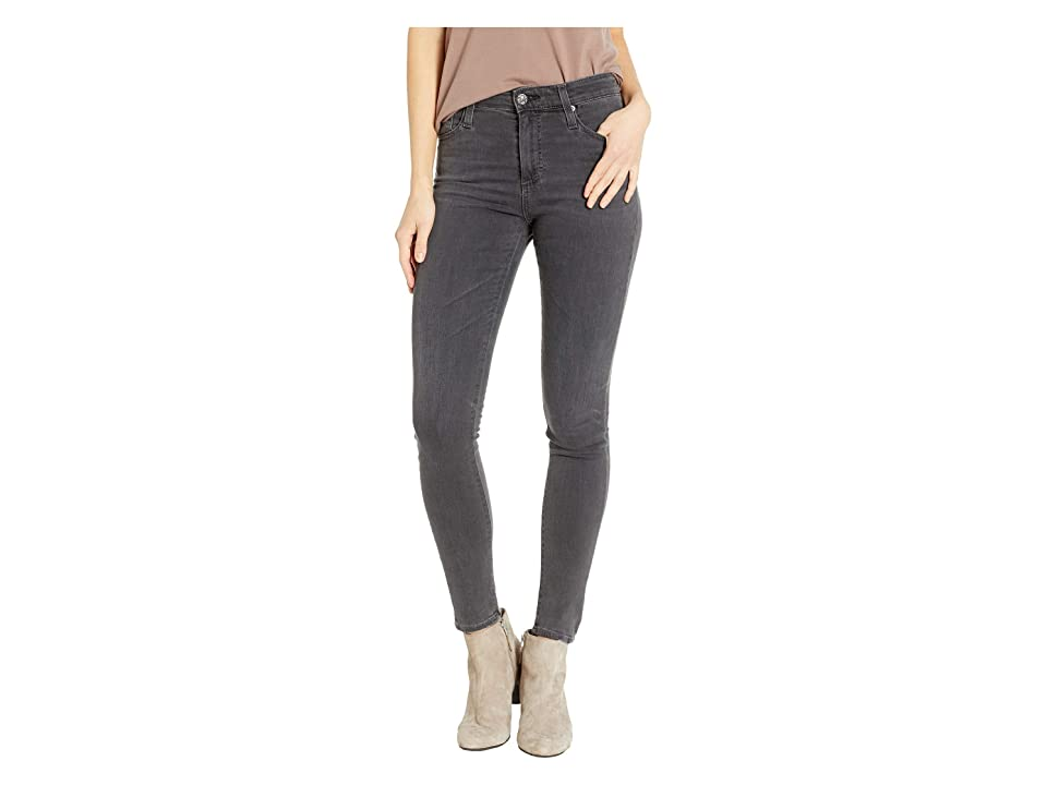 AG Adriano Goldschmied Farrah Skinny Ankle in 5 Years Affliction (5 Years Affliction) Women's Jeans, Black