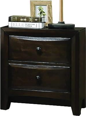 Amazon.com: Modus Furniture Riva Platform Bed, Espresso ...
