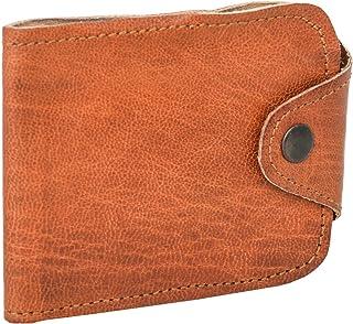 Portamonete ''Arne'' di Gusti Leder nature portafoglio banconote monete vintage vera pelle festa disco unisex marrone A146