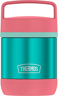 Thermos Insulated Food Jar, 10 Ounce, Teal