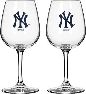 Boelter Brands MLB Game Day Wine Glass