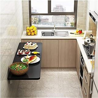 Pliante murale Abattant Table multifonction mur bureau Repliez l'espace occupé for les ordinateurs, salle à manger, appren...
