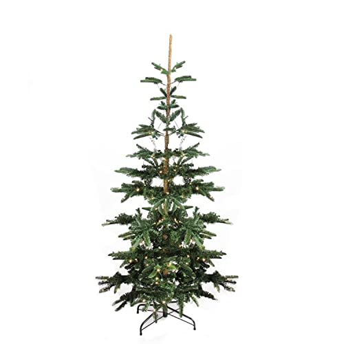 Sparse Christmas Tree Artificial.Noble Fir Christmas Trees Amazon Com