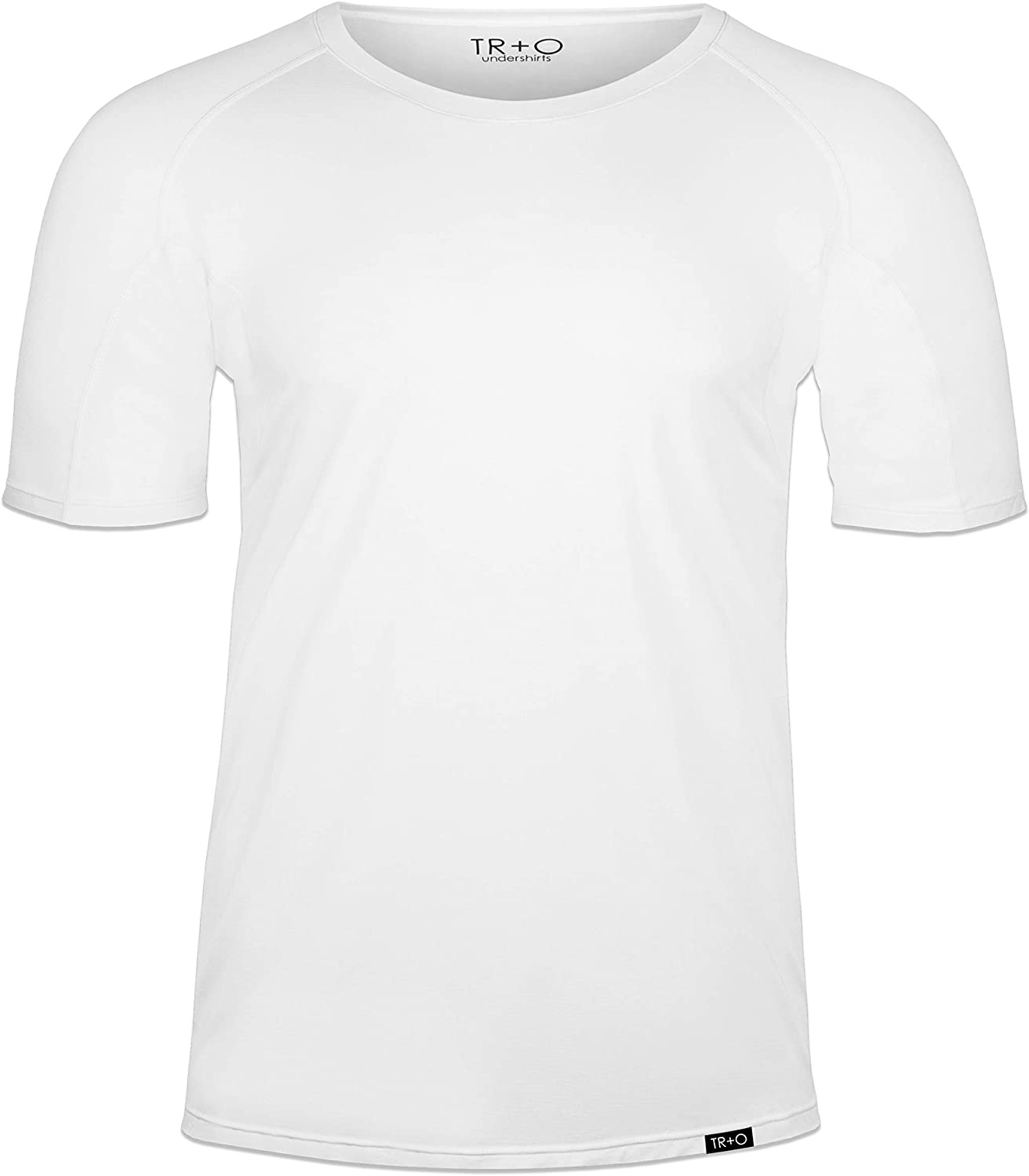 TR+O New mail order Undershirts mens Max 73% OFF Modern Fitted