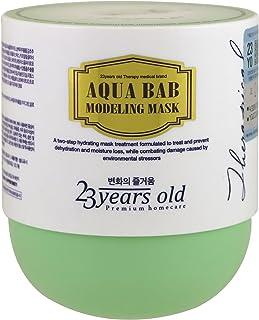 23 years old AQUA BAB MODELING MASK (水分ボム モデリングマスク)
