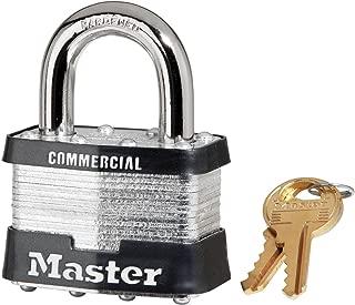 Master Lock 5KA A451 Number-5 Laminated Padlock, 2