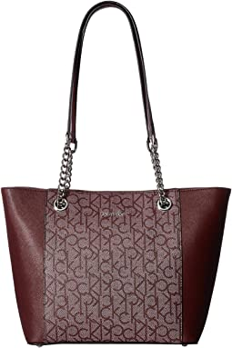 Monogram East/West Tote