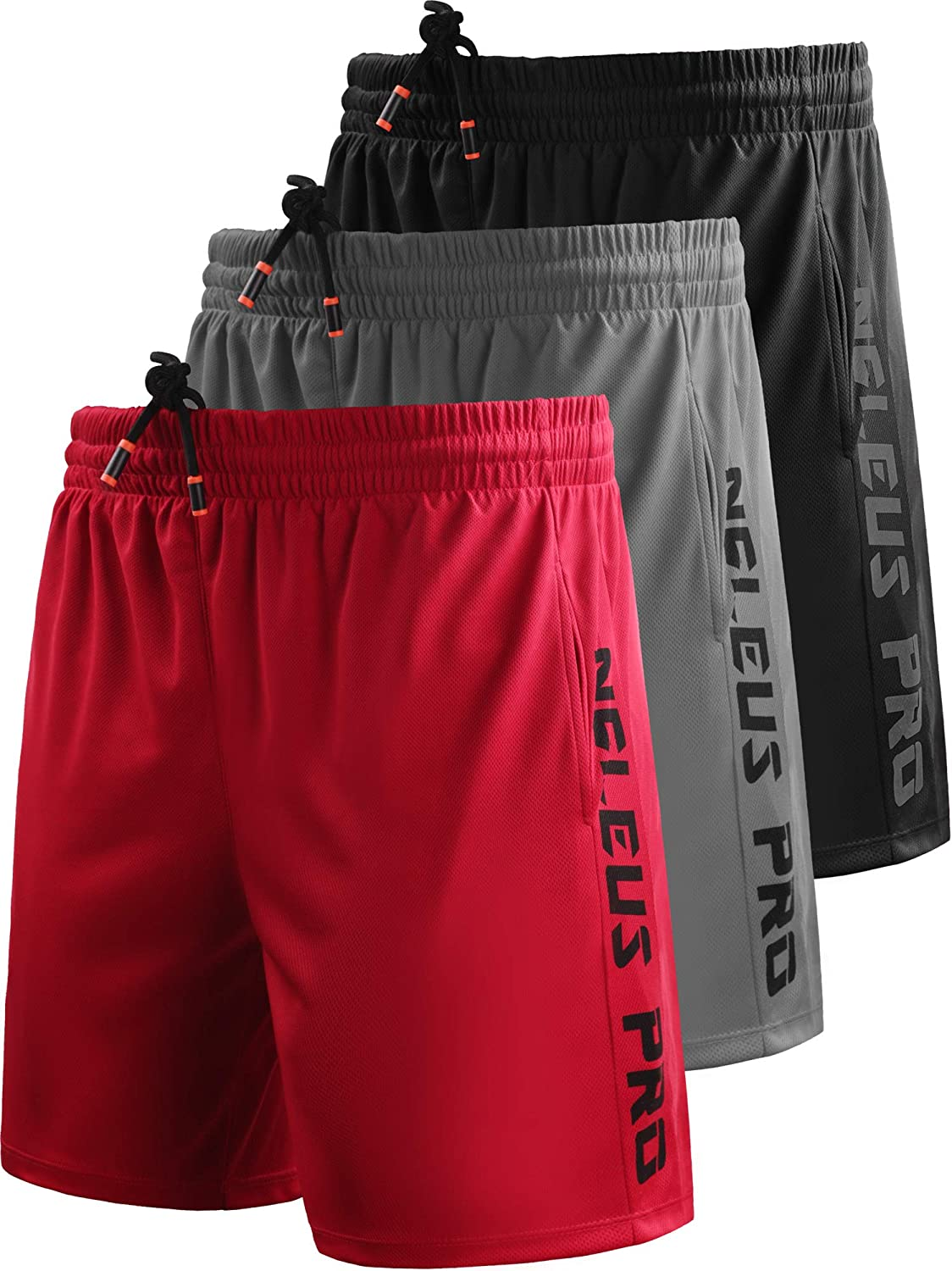 Super-cheap Neleus Men's Lightweight Workout Running Po store with Shorts Athletic