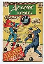 Action Comics 341 GD/VG Superman CBX40C