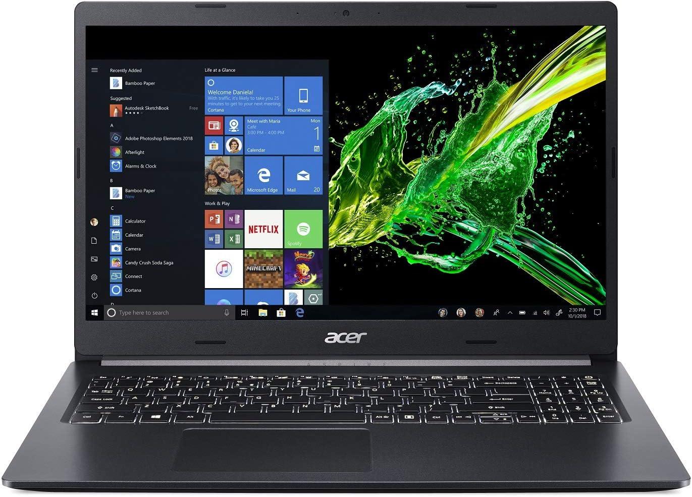 Ordinateur portable bon marché pour les Sims 4 : Acer Aspire 5