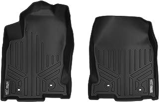MAXLINER Floor Mats 1st Row Liner Set Black for 2015-2018 Lexus NX200t / NX300 / NX300h