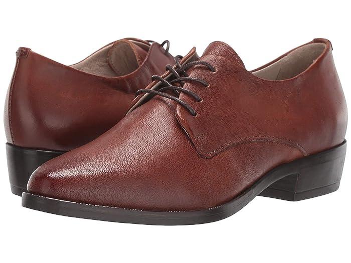 1920s Style Shoes Miz Mooz Dario Brandy Womens  Boots $95.07 AT vintagedancer.com