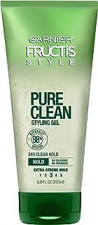 Garnier Fructis Style Pure Clean Styling Gel, 6.8 Fl Oz