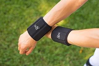 Adjustable Wrist Weights 1/2 lb to 1 lb Set of 2