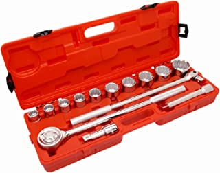 Crescent CTK14ME 3/4-Inch Metric Mechanics Tool Set, 14-Piece