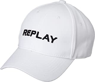 Replay Unisex Ax4161.000.a0113 Baseball Cap