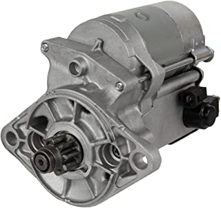 NEW GEAR REDUCTION STARTER MOTOR COMPATIBLE WITH TRIUMPH GT6 TR250 SPITFIRE TR6 LRS00101 2155B