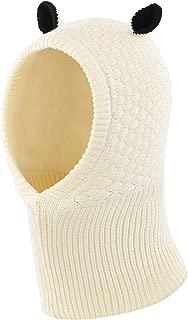 Baby Kids Warm Winter Hats Cute Knit Earflap Hood Hat Scarves with Ears